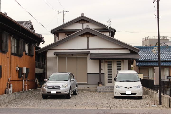 総ヒノキの家
