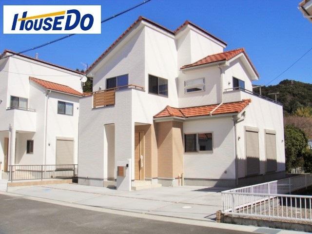 島田市向谷元町 新築一戸建 2号棟 です。