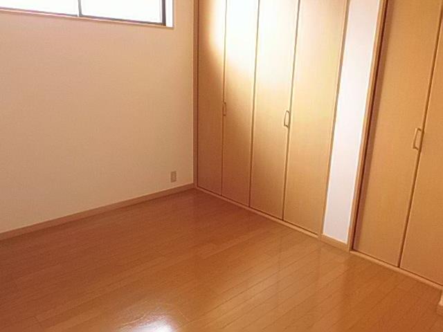 使い勝手便利な間取り 全居室に収納スペースがあります