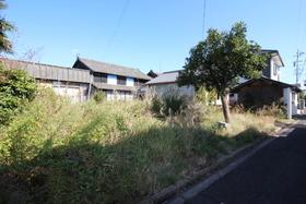 【外観写真】 小倉町 土地 土地面積 171.99坪 建築条件なし 古家付き 現況渡し