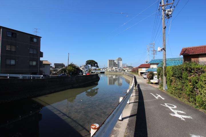 大野町は古くからの町並みの残る落ち着いた地域です。