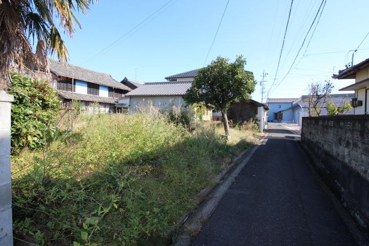 小倉町 土地 土地面積 171.99坪 建築条件なし 古家付き 現況渡し