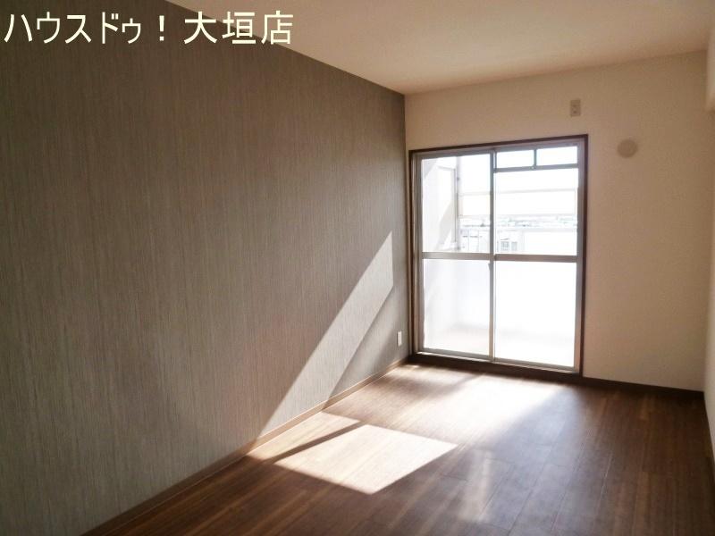 3室がバルコニーに面しているので、お布団干しも楽にできます。