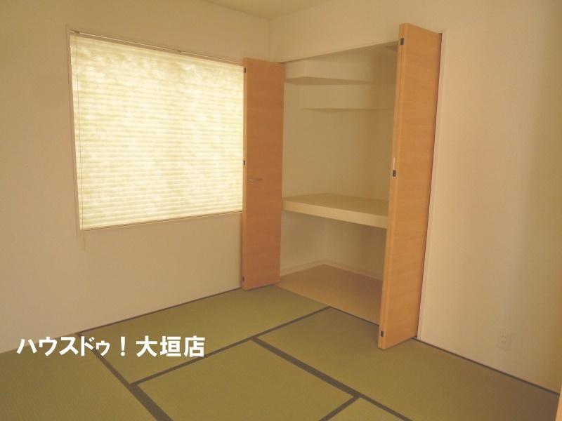 キッチン横の和室はご活用方法色々♪