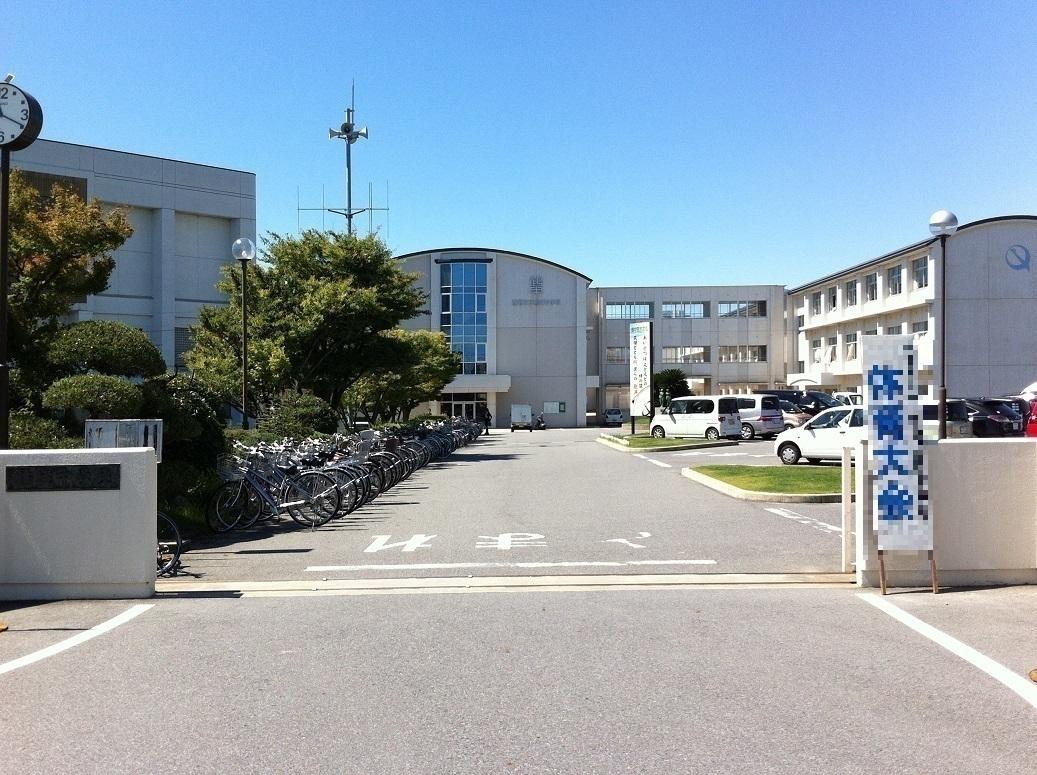 【中学校】鶴城中学校