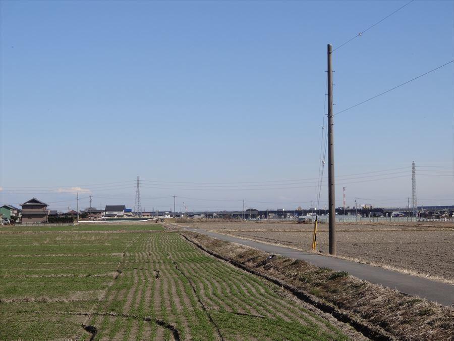 【近隣写真】蟹江インターまで車で約7分。名古屋までのアクセスも便利です。