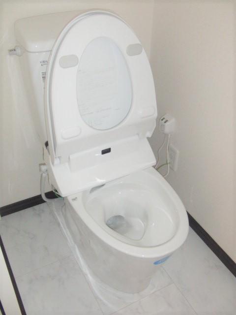 2Fにもウォシュレットトイレ