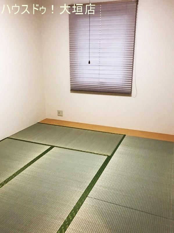 独立型の和室は客間としてお使いいただけます。