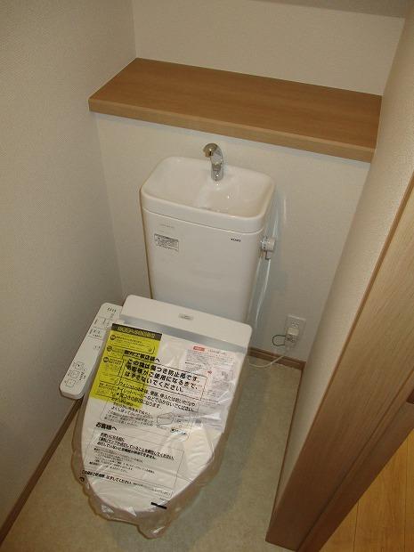 1階トイレ/ウォシュレット付