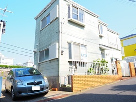 【外観写真】 高台・閑静な住宅街に立地!