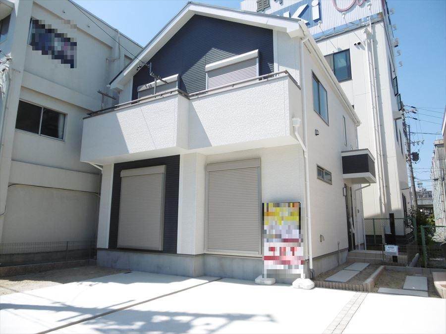 【外観写真】 名鉄常滑線「豊田本町」駅徒歩約12分☆小中学校も徒歩10分圏内にありますので、お子様の成長を見守るのに向いた環境です♪