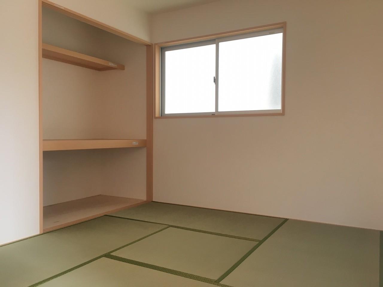 ▼1階和室