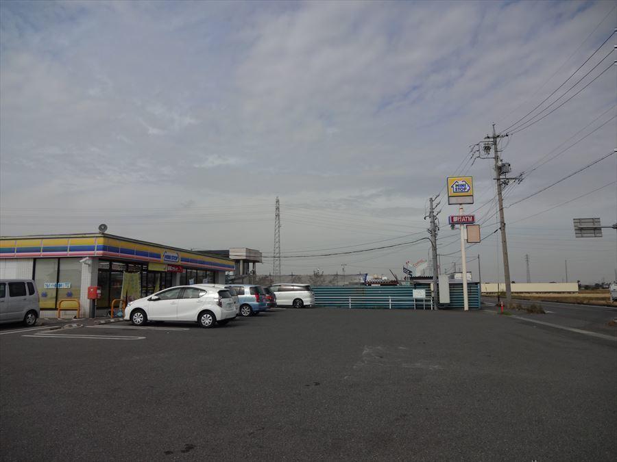 【コンビニ】ミニストップ鹿伏兎店