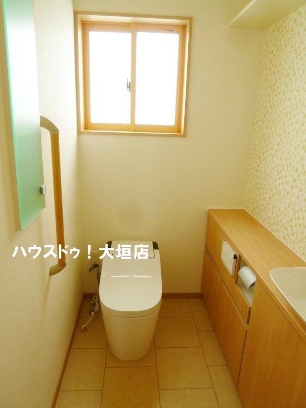 便利な手洗い場付き♪