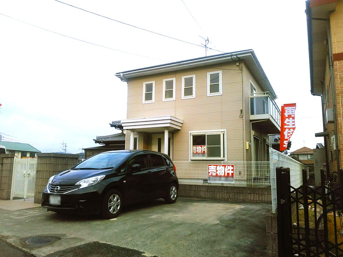 【外観写真】 ◆小倉南区中曽根 庭付き一戸建て♪ 平成15年に建築されたオシャレな庭付き一戸建てです♪交通・通学便利な立地です♪