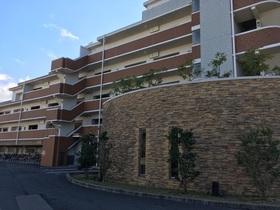 【外観写真】 エクセルグランデ新林II 6階建ての1階部分のお部屋です。