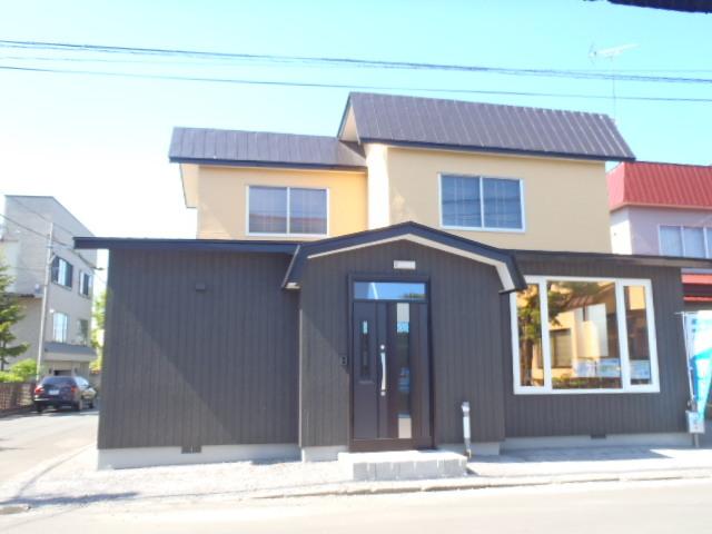 【外観写真】 釧路市川上町の、中古戸建です