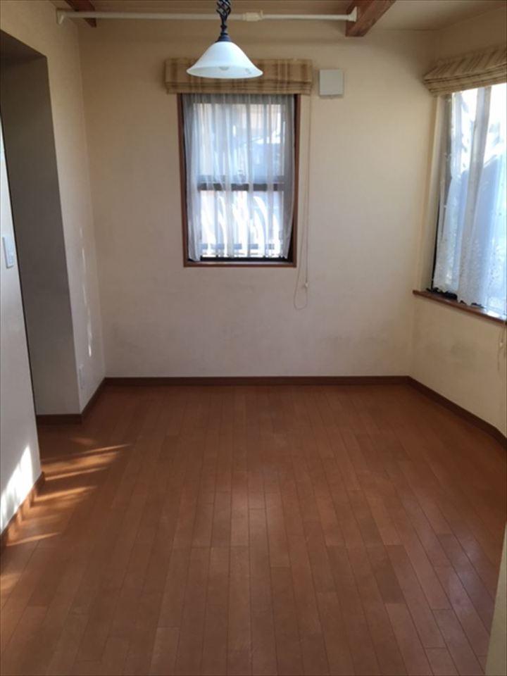 1階南側の洋室は、明るく暖かいお部屋です。
