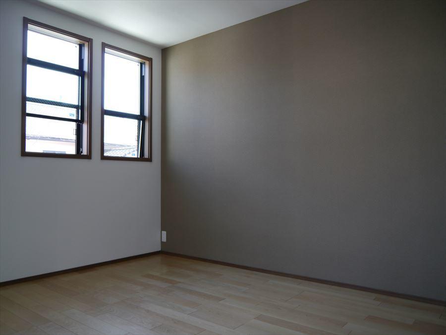 2階は全居室にWICが完備されていますので、大切な衣類の保管に困りません♪