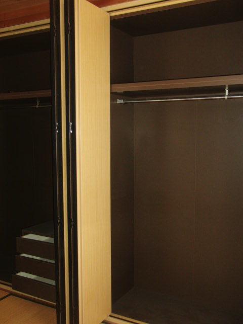 2階和室のクローゼット