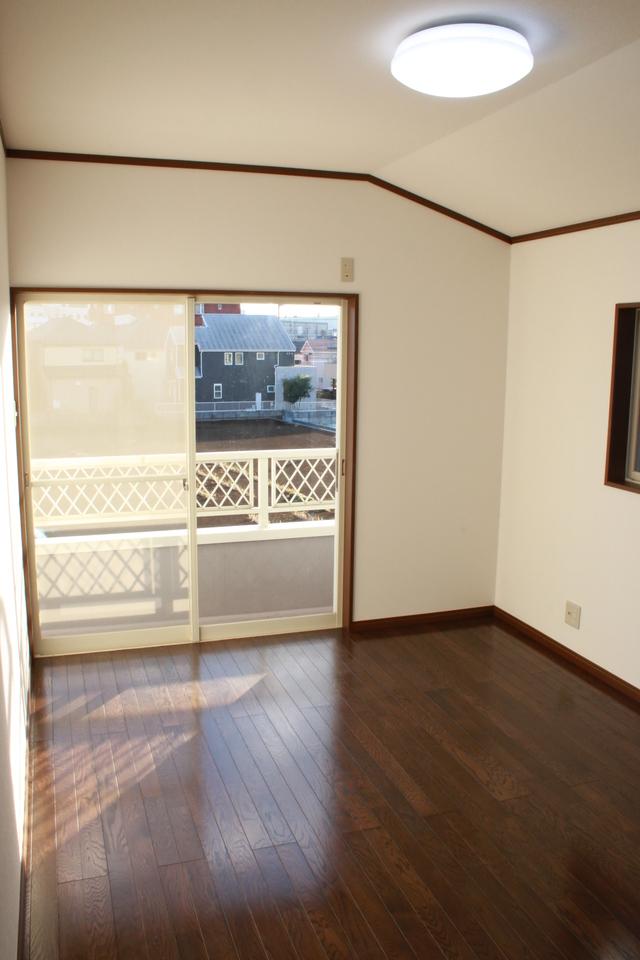 2階、南西の居室