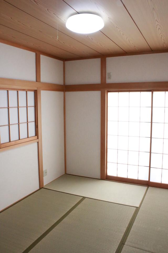 2階、南東の和室