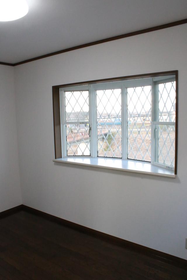 2階、北側の居室