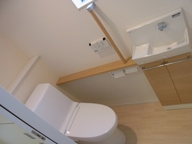 INAXの節水型トイレ!