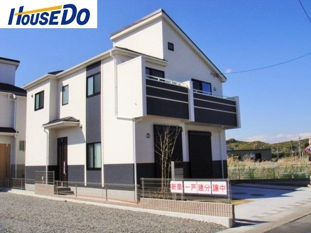 【外観写真】 島田市東町 新築一戸建 2号棟 です。