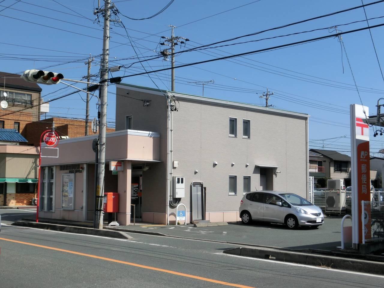 【郵便局】豊橋前田郵便局まで徒歩5分(381m)