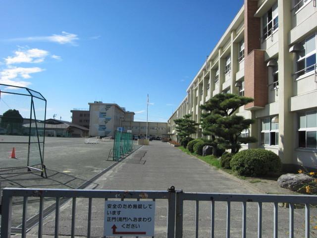 【中学校】今伊勢中学校