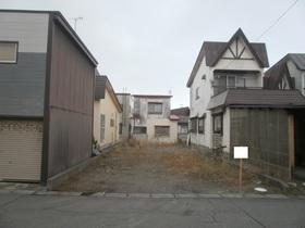 【外観写真】 青森市大野前田 約40坪の売地です♪