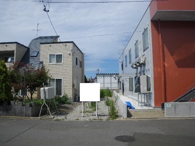 【外観写真】 青森市港町2丁目 約79坪の売地です♪