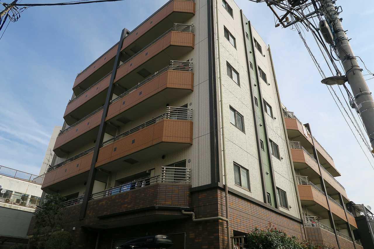 【外観写真】  墨田区 東向島6丁目レリア東向島中古マンションの物件です。