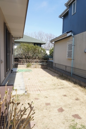 外観 庭(H29.3.12)撮影