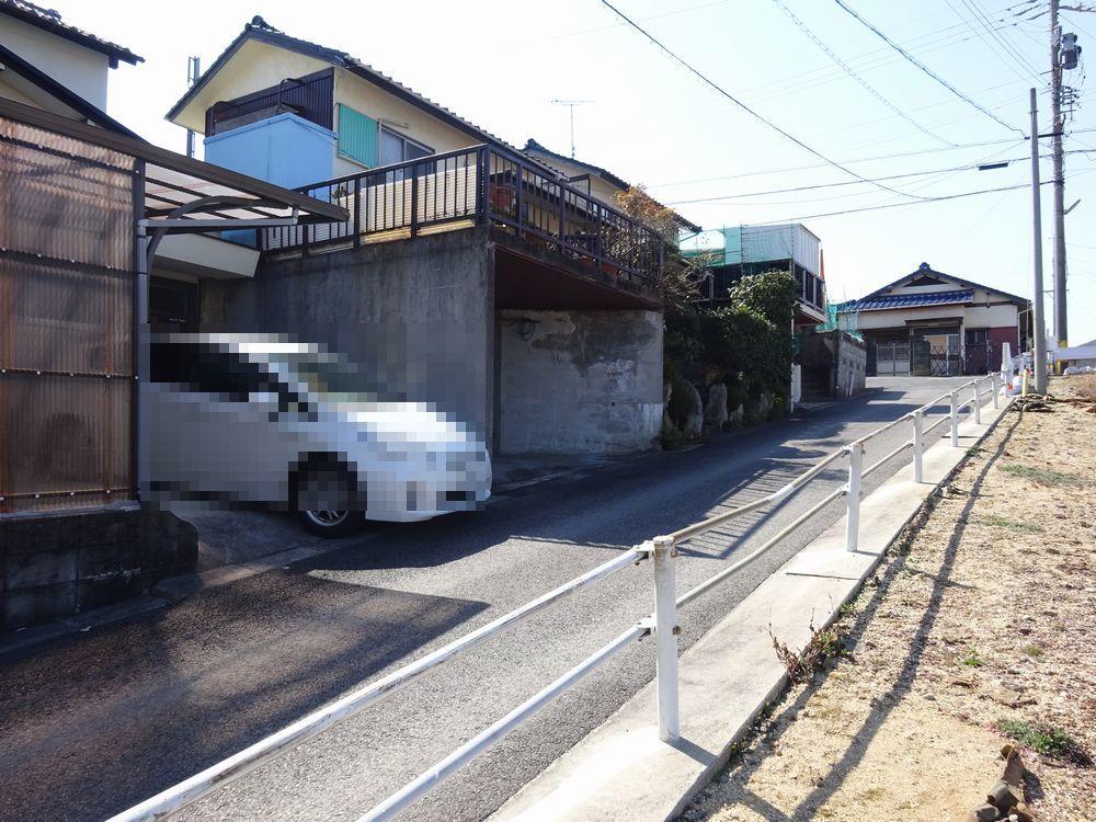 ◆前面道路部分写真◎◎