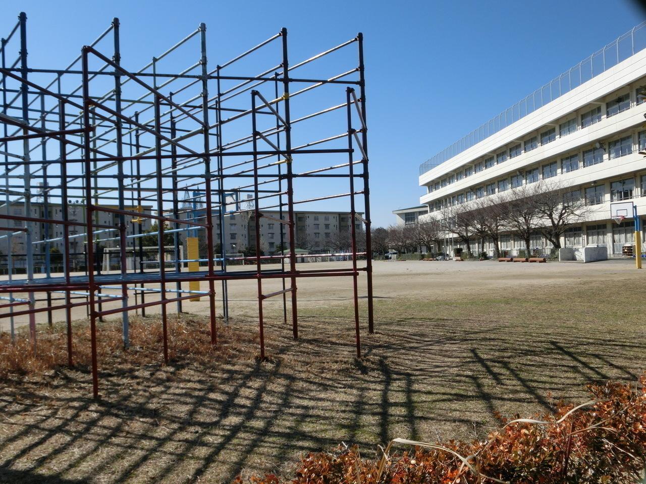 【小学校】豊橋市立中野小学校まで徒歩8分(633m)