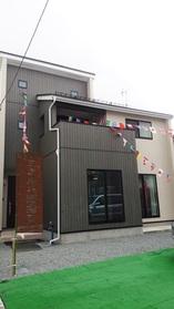 【外観写真】 加賀野1丁目 新築4LDK  R階にはロフトがあります!