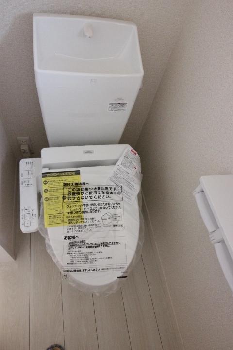 トイレ・温水洗浄便座 トイレは1階だけでなく2階にもございます。