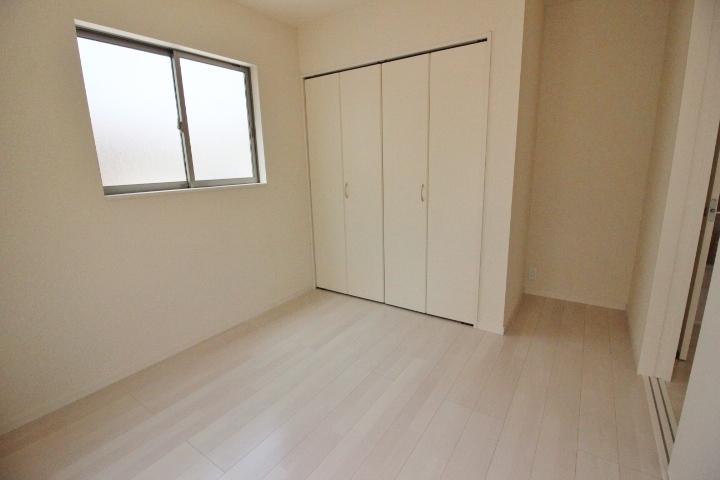 2階洋室 2階の居室は全部屋7畳以上! ゆったり使って頂けます。