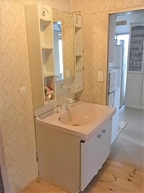 1階の手洗い