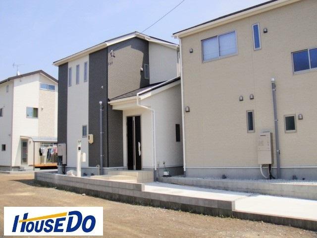 島田市中溝町 新築一戸建て 2号棟 です。