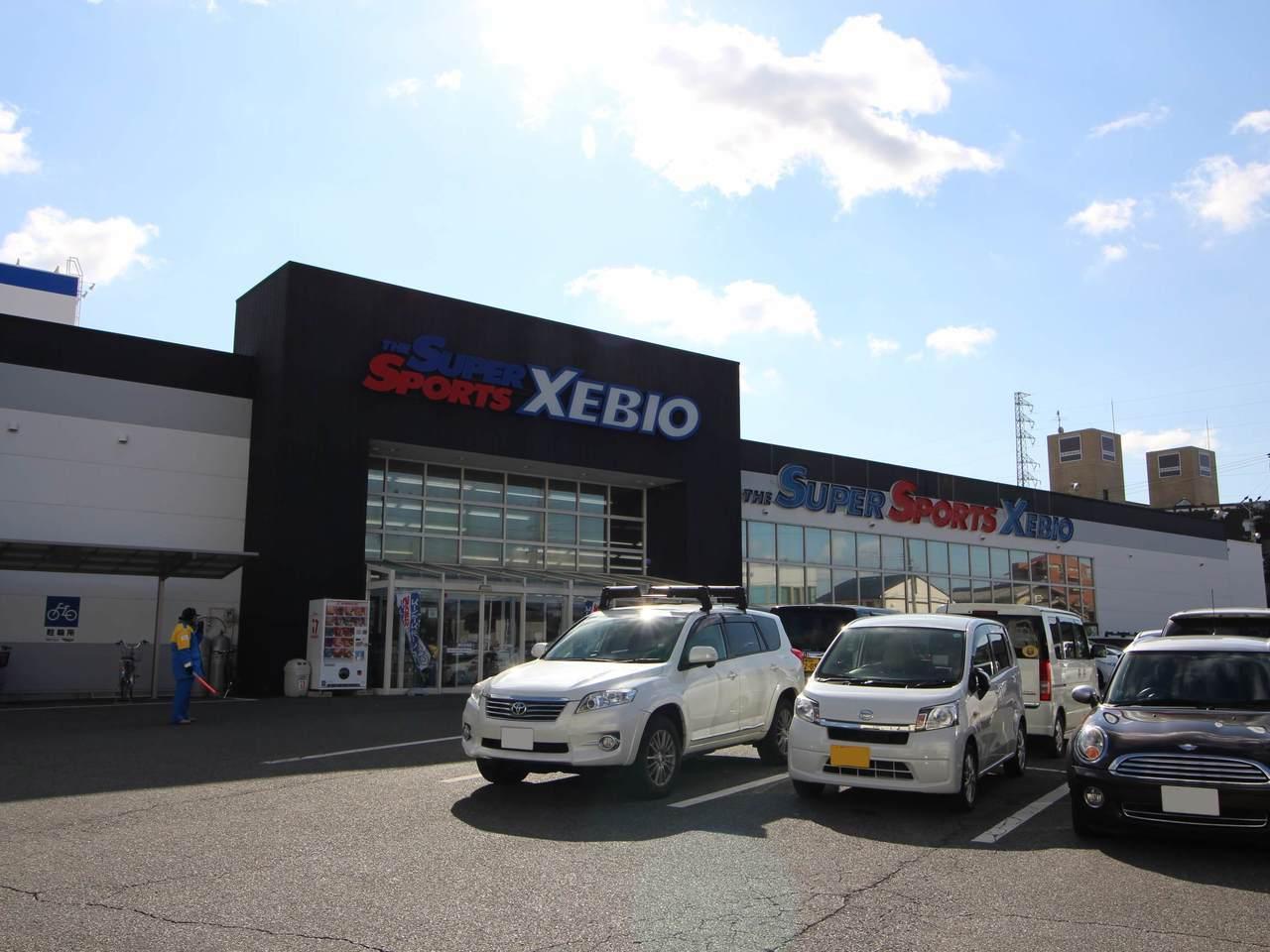 【ショッピングセンター】スーパースポーツゼビオ豊橋向山店まで徒歩14分(1055m)
