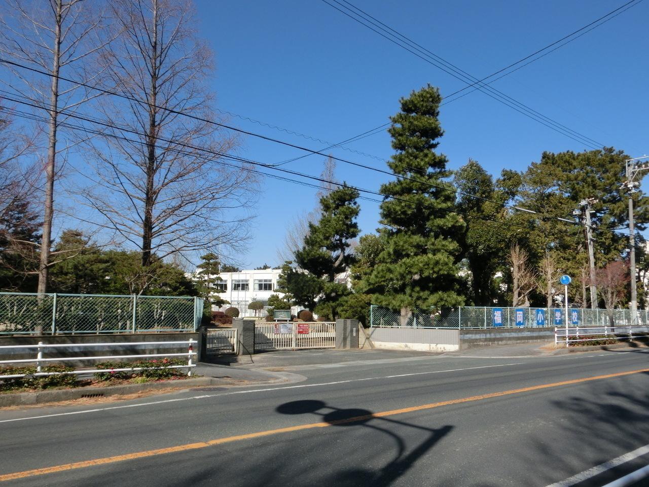 【小学校】豊橋市立福岡小学校まで徒歩10分(741m)