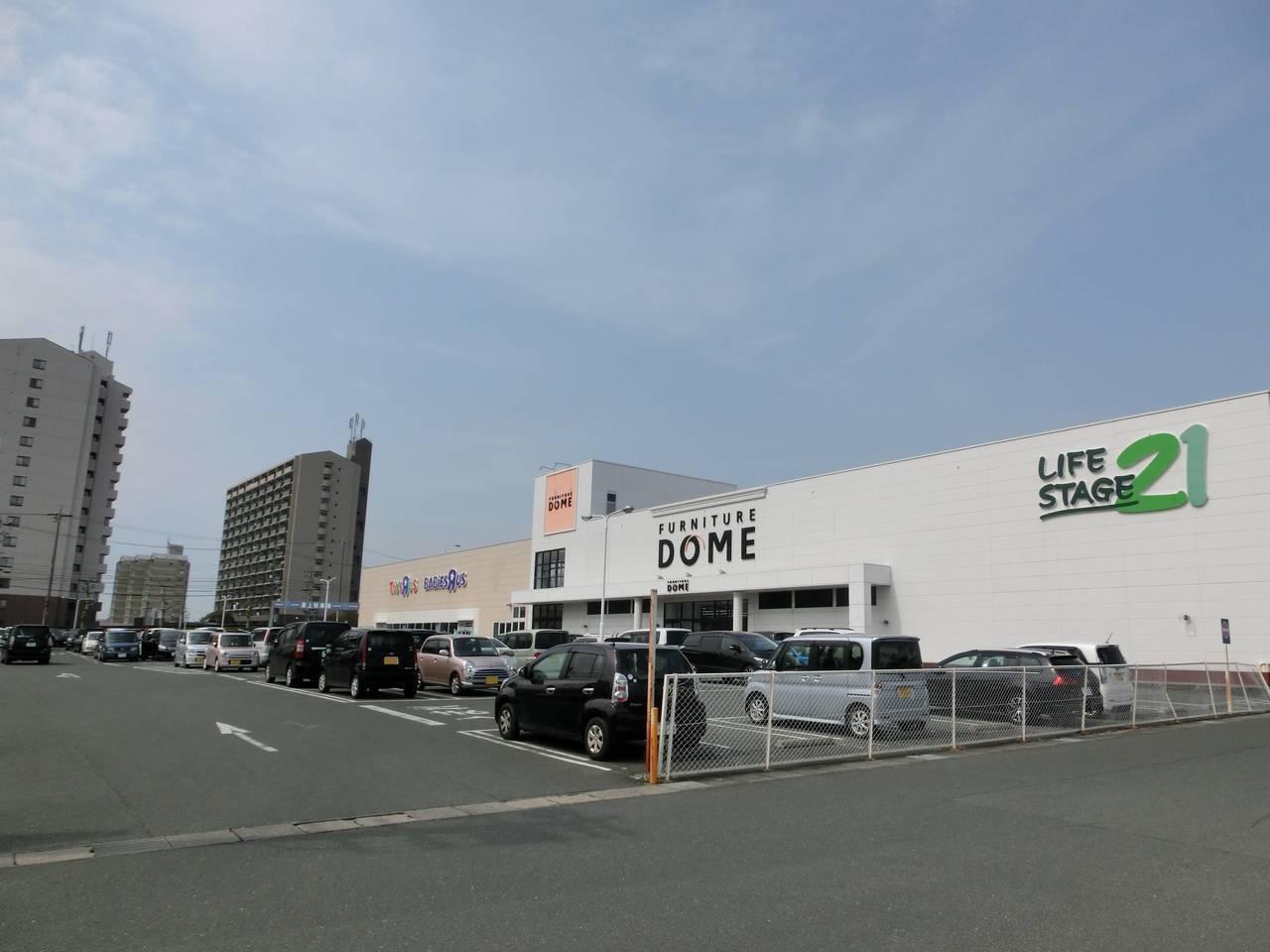 【ショッピングセンター】トイザらスベビーザらス豊橋店まで徒歩11分(846m)