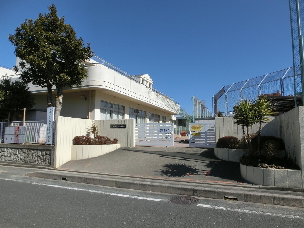 【小学校】豊橋市立羽根井小学校まで徒歩5分(335m)