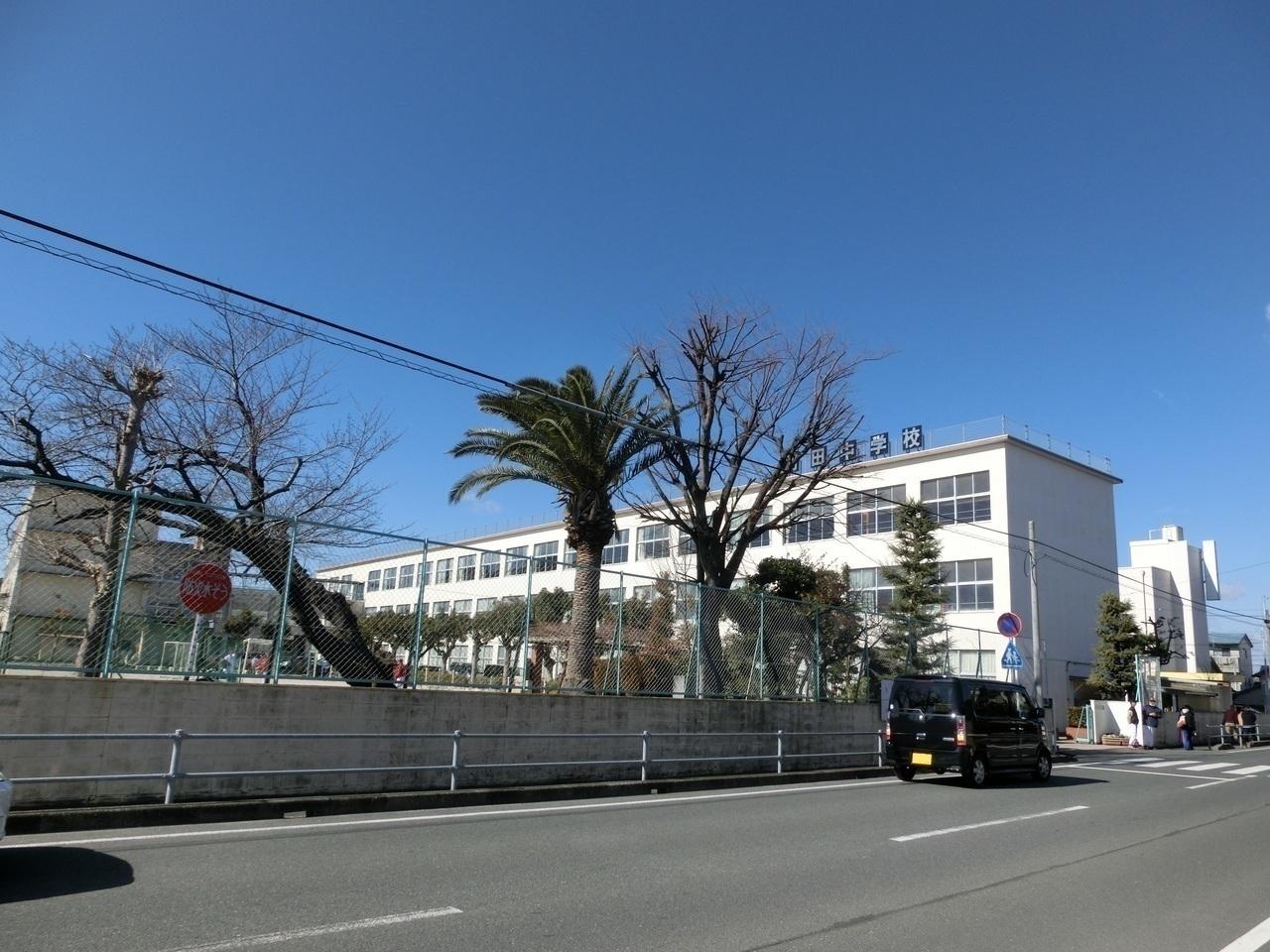 【中学校】豊橋市立羽田中学校まで徒歩13分(981m)