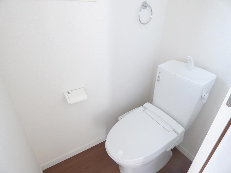 ◎トイレ:1号棟(7/8更新) もちろんウォシュレット付です!