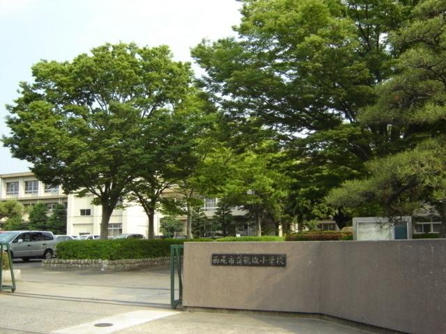 【小学校】鶴城小学校区