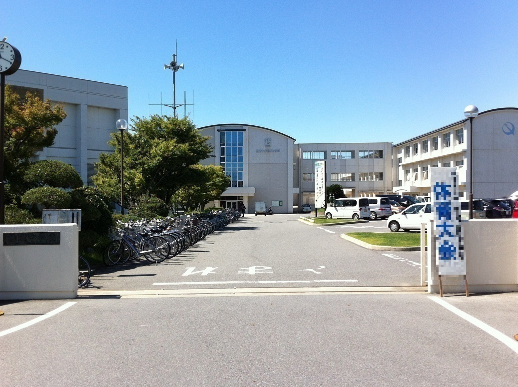 【中学校】鶴城中学校区